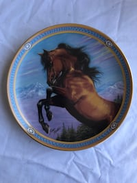 Mountain majesty – 8 inch collectors plate Salem, 97301