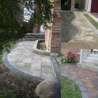 Interlock and landscaping  Toronto