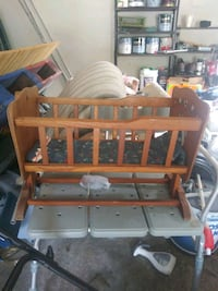 1950s Raggy Ann Baby crib for dolls nice condition Norfolk, 23508