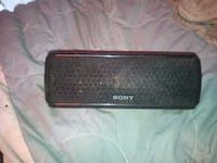 Sony Bluetooth Portable Speaker  Kelowna, V1X 3C6