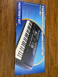 Huntington Keyboard Piano