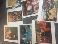 Gallery art prints. $20 each or 4 for 60 Baltimore, 21236