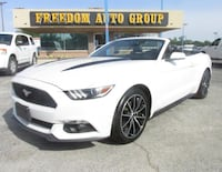 2017 Ford Mustang WHITE Garland, 75041