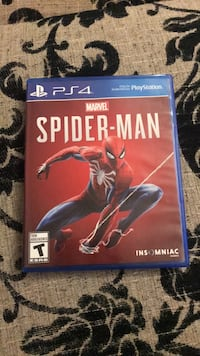Ps4 Spider-Man  Brampton, L6V 0T5