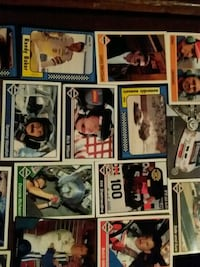 assorted football player trading cards Tennessee 36