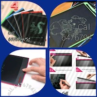 Perfect gift Educational writing drawing tablets  555 km