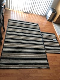 Vinyl Back Tan Mat Large 4ft / 6ft Small 2ft / 3ft Brampton, L6V 4K8