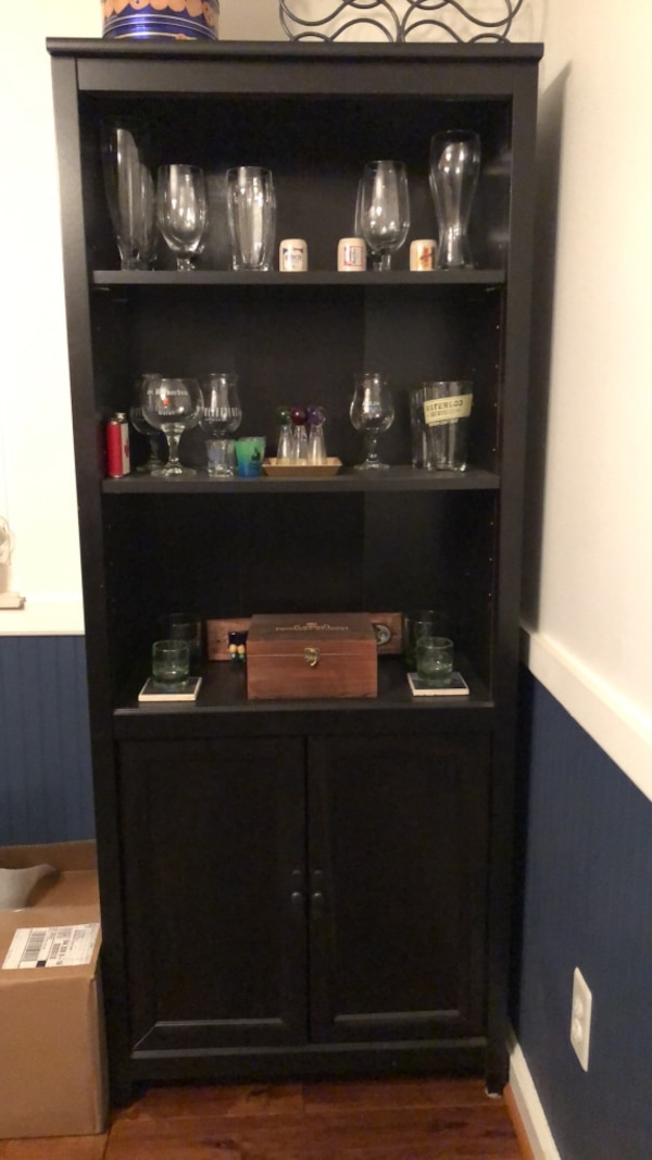 Cabinet (items on it not included)