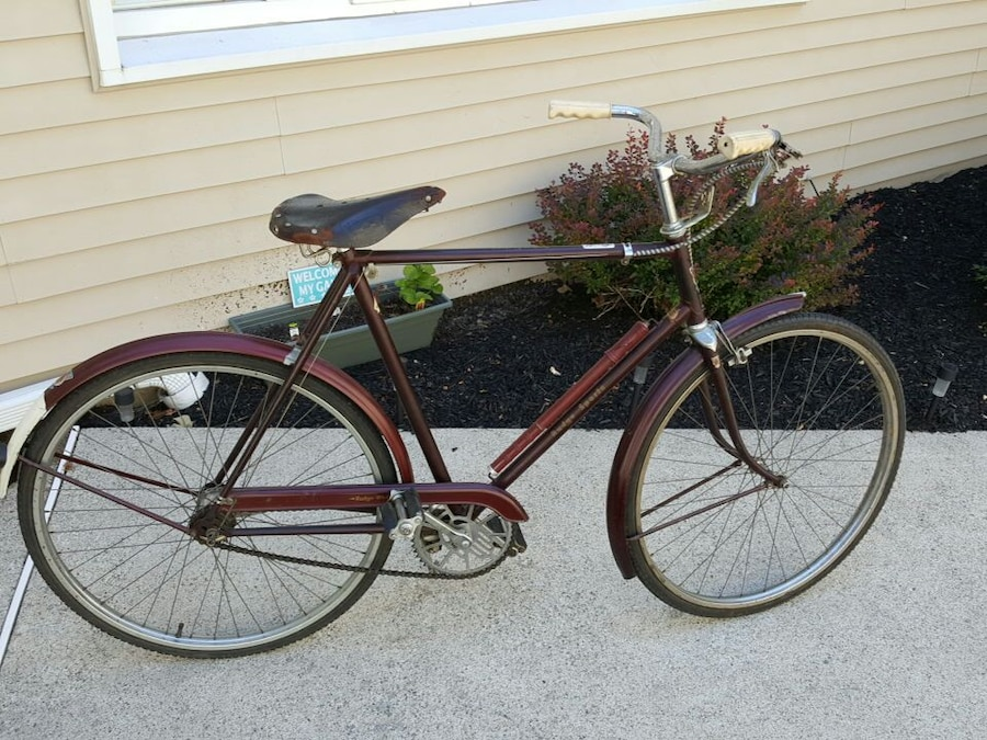 Vintage English Bicycle 56