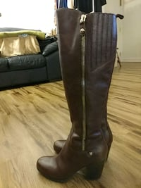 Guess leather boots size 7 Alexandria, 22304