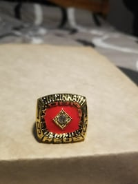 Pete Rose Reds Replica MLB Championship Ring  Keswick, L4P