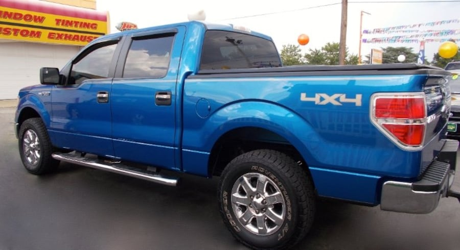 Ford F-150 2013 be864051-9e14-4bf5-978b-448d66c00207