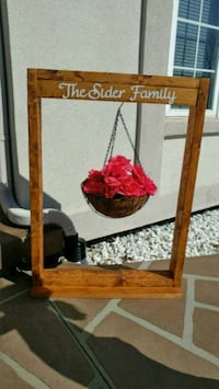 Customized rustic plant hanger Fort Erie, L2A