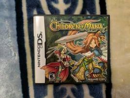 Children of Mana DS