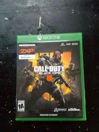 Call of duty black ops 4 for xbox one Pawtucket, 02860