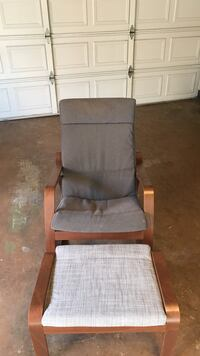 brown wooden recliner Lodi, 95242