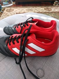 Adidas cleats Ashburn