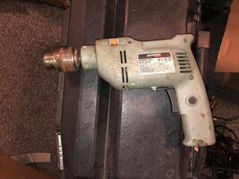 Router and drill
