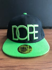 DOPE (Limited Edition) SNAPBACK Toronto
