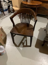 Hardwood chair Toronto, M6H 2L4