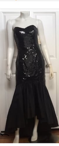 Party gown size 8 Kissimmee, 34744