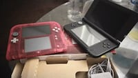 Nintendo 3DS/2DS with Sonic Game Los Angeles, 91325