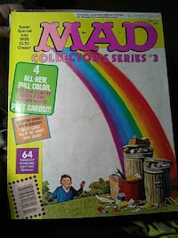MAD magazine july1992 Ocklawaha, 32179