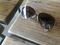 silver-colored framed aviator sunglasses Cockeysville, 21031