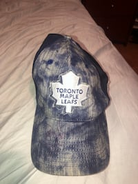 Signed Doug Gilmour Leafs Hat