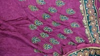 pink and blue floral textile Mumbai, 410210