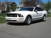 2008 ford mustang convertible MONTREAL