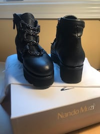 6229 Nando Muzi Shoes Richmond Hill, L4C