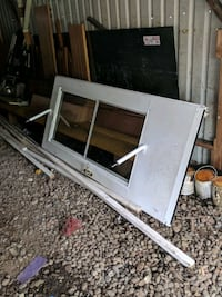Nice screen door off remodel very heavy
