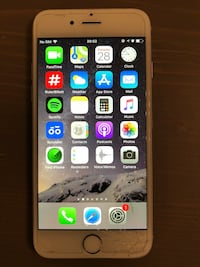 iPhone 6 med 64 GB lagring selges!