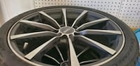 Like new tires and rims (Set of 4) Negotiable  Las Vegas, 89102