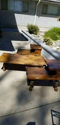 Coffee table and 2 end tables  California, 92585