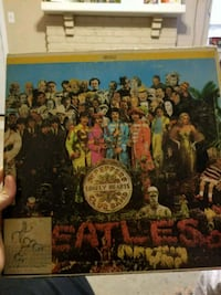 Sgt peppers lonely hearts club band Destrehan