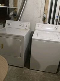 Washer and dryer kenmore  Hamilton, L8W 0A1
