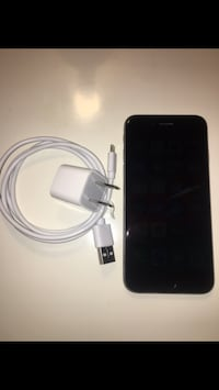 Unlocked to any carrier Space Gray iphone 6 16GB   Silver Spring, 20901