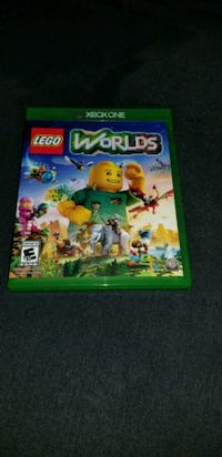 Lego worlds Xbox One Game Tempe, 85282
