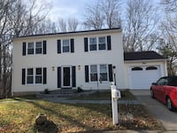 HOUSE For sale 4+BR 3.5BA Rockville