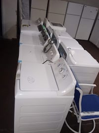 White washer and dryer set each from 43 km