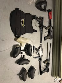 Paintball gear individual or group Tampa, 33615
