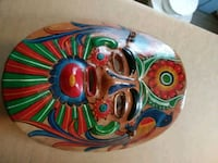 Hand made clay mask from mexico Willingboro, 08046