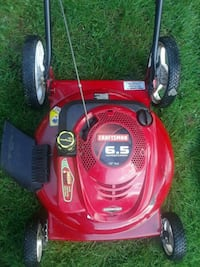 Craftsman 6.5hp push mower Pittsburgh, 15227