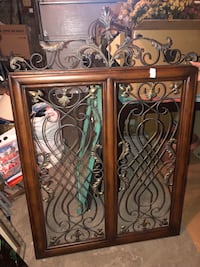 Wood Wall frame (moving need to sale) Laval, H7W 1P2