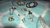 12 pairs of earings (pick up only) Colorado Springs, 80916