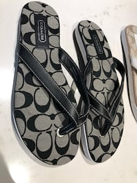 COACH Sandals brand new size 8 Vancouver, V5Y 1K6