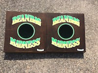 BEANBAG/CORNHOLE BOARDS... MADE IN MAINE! Saco