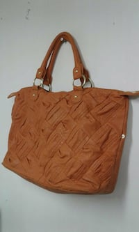 women's brown leather tote bag Port Coquitlam, V3C 3E6